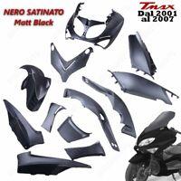 KIT CARENA COMPLETA NERO SATINATO BLACK YAMAHA 500 XP T-Max SJ031 2001-2007
