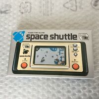 1983#VINTAGE RARE MATSUSHIMA GAME & TIME SPACE SHUTTLE  GAME & WATCH STYLE#