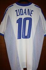 Maglia Shirt Maillot Trikot Camiseta Zidane France Juventus Real 98 00 02 04 06