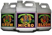 Nutrientes AVANZADOS Ph Perfecto Bloom crecer Micro Paquete De 3 Partes fórmula / 3 X 4ltr