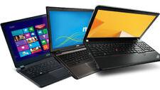 CHEAP FAST DELL HP TOSHIBA & MORE LAPTOP WINDOWS 10 DUAL CORE I3 i5 8GB RAM WiFi
