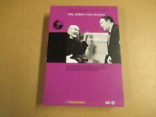 2-DVD BOX / WIJ, HEREN VAN ZICHEM - REEKS 3 - DEEL 1 & 2 ( VRT KLASSIEKERS )