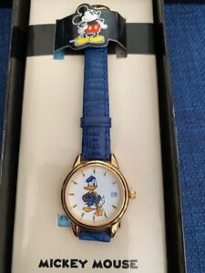 Made For The Disney Store Donald Duck Watch EUC