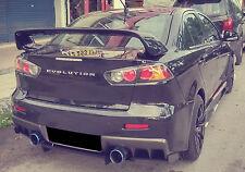 Mitsubishi EVO X Varis Style Rear Diffuser