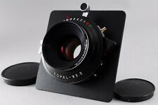 MINT! Rodenstock 72° Apo sironar-N 100mm f/5.6 4x5 Large Format From Japan