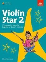 Violin Star 2, Student's book, with CD by Edward Huws Jones 9781860969003