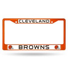 e8070c31 Cleveland Browns NFL License Plate Frames for sale | eBay