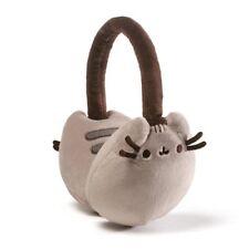 Gund NEW * Pusheen the Cat Earmuffs * Plush Winter Accessories Kitty Kitten