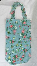 SUMMER Rose Shabby Chic Cotone Tote Bag/SHOPPING BAG-NUOVA CON ETICHETTA