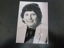 Vintage Glossy Press Photo-Lois Traub MA 1980's
