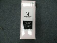 Wamsutta Cool Touch  KING FITTED SHEET Percale 350ct 100% Egyptian Cotton NEW