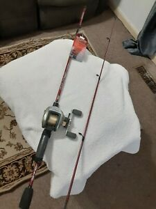 Shakespeare Baitcasting rod and reel Combo Lot  D6