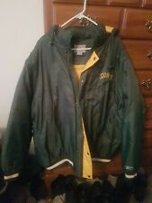 Rebok Seattle Sonics 2XL Jacket With Hoodie Rare Mint Condition