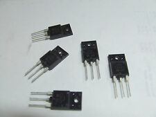 2SC 5521 TRANSISTOR MADE IN JAPAN ISOLATO PEZZI 5 ELENCO 2SC SERIE