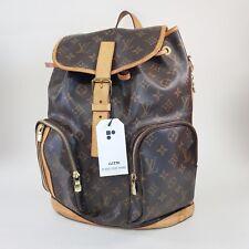 Authentic Louis Vuitton Sac A Dos BOSPHORE zaino monogram M40107 Sacchetti LC570