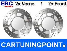 EBC Discos de freno delant. PIAGGIO X9 125 Evolution (BREMBO / Single pin FIXING