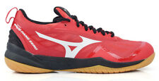 Mizuno WAVE FANG ZERO Badminton Shoes Squash Table Tennis Red Indoor 71GA199062