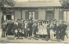 CP ASSOCIATION POLYMATIQUE SECTION POITIERS EXCURSION A ILE DE RE SEPTEMBRE 1905