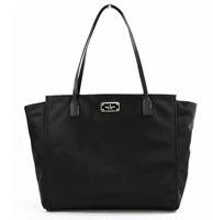 Kate Spade New York Blake Avenue Taden Nylon Tote Bag Handbag Black New NWT