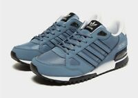 adidas Originals Mens ZX 750 Trainers Grey/White/Black Limited Stock Exclusive