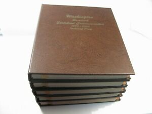 DANSCO Album #8143 US Statehood Quarters 1999-2003 PDS Including Proofs 5 Page.