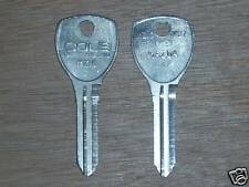 Mazda Key Blank (1) MZ10 various Models 1970-82 X27