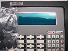 USED QUARTECH 9804-AC-AB-1-4 INTERFACE PANEL
