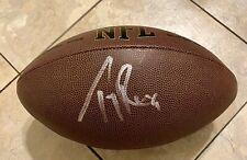 DALLAS COWBOYS TONY ROMO SIGNED NFL FOOTBALL JSA COA AUTOGRAPH AUTHENTIC B