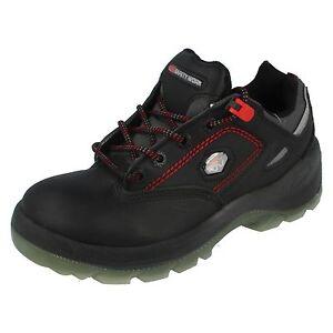 Femmes Pro Safety Work Acier Bout Coqué Chaussures - 7222 - GB 6