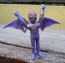 VTG RARE MEXICAN MASKED KAMEN RIDER WITH WINGS KO BOOTLEG TOY MEXICO