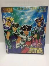 Saint Seiya Eternal Edition File 07&08 Soundtrack CD