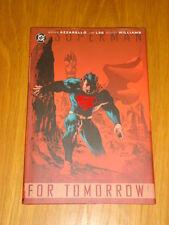 Superman For Tomorrow VOL 1 DC Comics Brian Azzarello cartonnée 1401203515