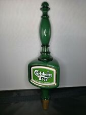 Carlsberg Beer Tap Handle