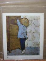 Jef Wauters Vintage Poster print  art print Inv#G6233