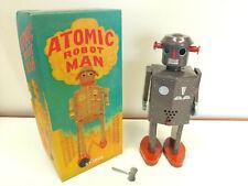 St. John - Atomic Robot Man - Robot mécanique en tôle (marcheur)