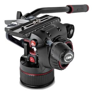 Manfrotto Nitrotech N8 Fluid Video and Photography Head