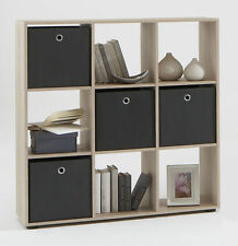 Markenlose Möbel aus MDF -/Spanplatten in Holzoptik fürs Arbeitszimmer