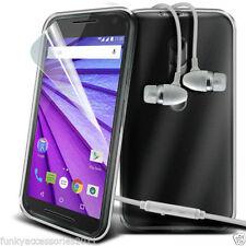 Étuis, housses et coques transparents Motorola Moto G pour téléphone mobile et assistant personnel (PDA)