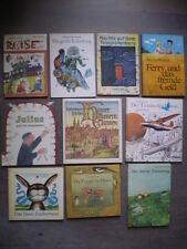 10 DDR Kinderbücher Bilderbücher Sachbücher Konvolut Buchpaket Bilder  GDR
