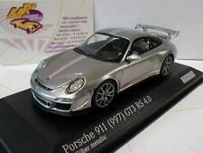 "Minichamps CA04316049 # Porsche 911 (997) GT3 RS 4.0 in ""silber metallic"" 1:43"