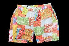 Brand New Amazing Etro Men'S Shorts  Size XXL
