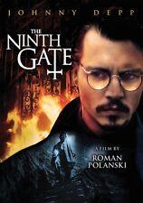 The Ninth Gate DVD