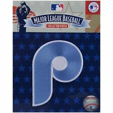Philadelphia Phillies Fathers Day Blue Sleeve Jersey Patch