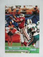Rob Moore Arizona Cardinals 2000 Topps Football Card 31