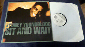 Maxi Single Sydney Youngblood Sit And Wait Stationary Mix + DUB+ INSTRUMENTAL nm