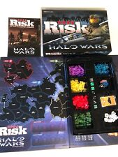 Risk Halo Wars Board Game Complete