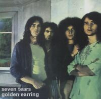 GOLDEN EARRING - SEVEN TEARS  CD NEU