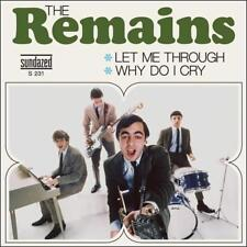 `Remains, The`-Let Me Through (Live) / Why Do I Cry  VINYL LP NEW