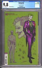Batman #95 CGC 9.8 (2020) 1:25 JORGE JIMENEZ Design Variant - THE JOKER