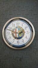 Alfa Romeo Wall Clock